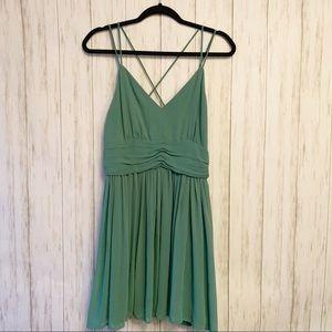🍀 3 for $25 BB Dakota Seafoam Green Dress